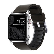 美國 NOMAD APPLE WATCH 專用職人防水機能皮革錶帶(856500018331