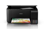 【加購墨水官網登錄送好禮】EPSON L3150 A4 WIFI 三合一原廠連續供墨印表機(隨機附1黑3彩)