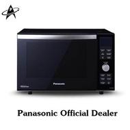 เตาอบไมโครเวฟ ระบบ Inverter ยี่ห้อ พานาโซนิค รุ่น NN-DF383B 23ลิตร Microwave oven Brand PANASONIC Model NN-DF383B 23Litre