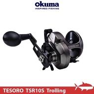 Okuma TESORO TSR10S Trolling 鐵修羅 TRS10S台灣特仕款 雙軸鼓式 捲線器 寶熊