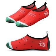 沙灘襪鞋男女潛水浮潛兒童涉水溯溪游泳鞋軟鞋防滑防割赤足貼膚鞋