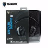 @淡水小舖@ 賽德斯 SADES Antenna 阿蒂娜 PLUS SA-919S 電競耳麥 USB 耳機麥克風