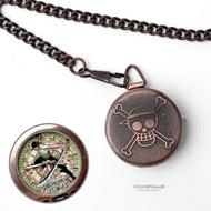 懷錶 海賊王玫金索隆耍大刀 柒彩年代【NEH2】