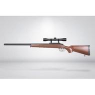 BELL VSR 10 狙擊槍 手拉 空氣槍 狙擊鏡 仿木( 倍鏡瞄準鏡MARUI BB槍BB彈玩具槍長槍步槍卡賓槍
