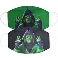 3D Printed Fortnite Face Mask Breathable Design Kids Baby Boys Cotton Masks Anti Dust Face Mask