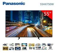 【佳麗寶】-留言享加碼折扣(Panasonic國際牌)55吋4K連網智慧LED液晶電視【TH-55HX750W】