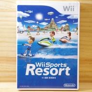 <譜蕾兒電玩>(二手)Wii 運動 度假勝地 中文版 Wii Sports Resort