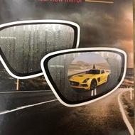 Rearview Mirror Waterproof Stickers