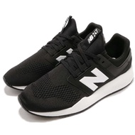 【NEW BALANCE】慢跑鞋 MS247EBD 男鞋 女鞋 紐巴倫 輕量 透氣 舒適 情侶鞋 穿搭 黑 白(MS247EBD)