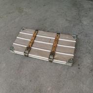 ZARGES 德製 軍鋁箱 麵包箱 折疊鋁箱 鋁箱 ZR56