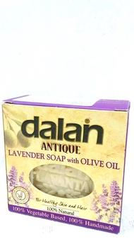 Dalan~薰衣草橄欖油手工皂170公克/塊 ×6入~特惠中~