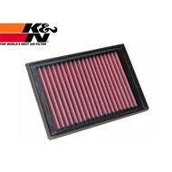 【APK改裝部品館】K&N 高流量空氣濾芯 33-2510 PEUGEOT 206 RC 2003-2006