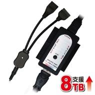 伽利略旗艦版 IDE / SATA TO USB2.0 光速線(UTSIO-01)