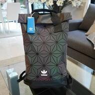 Adidas 3D Roll Top Backpack กระเป๋าเป้สะพายหลัง เปิดปิดแบบ Roll Top แท้100%
