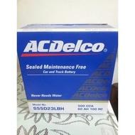 采宸國際~ACDELCO S55D23L R 免加水電瓶 S75D23L S55B24L R(2400元)