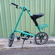 STRIDA折疊自行車