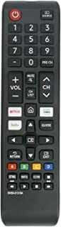 New BN59-01315A Remote Control Compatible with Samsung Smart TV UN43RU7100 UN43RU710D UN43RU7200 UN50RU7100 UN50RU710D UN50RU7200 UN55RU7100 UN55RU710D UN55RU7200 UN55RU7300 UN55RU730D UN58RU7100