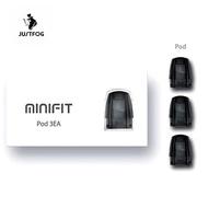 原廠正品 JustFog Minifit KIT 替換倉 NOVO/PHIX/NRX2/VTV/RELX