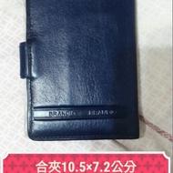BRANDIO義大利製小皮夾合起來10.5公分×7.2公分中古品幾乎沒用過便宜賣350免運費