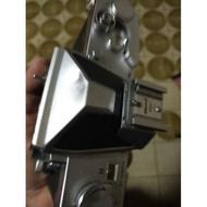 底片 單眼相機 NIKON FTN NIKOMAT 機頂有凹 含 熱靴 觀景窗 保護鏡