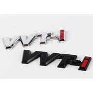 汽車 本田 HONDA 車貼 改裝 VVT-I 金屬車標 VVTI 側貼 葉子板 CIVIC CRV FIT