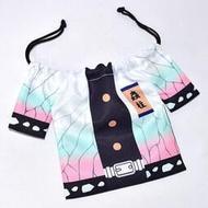 鬼滅之刃 蝴蝶忍 束口袋 文具袋 BANDAI日本正版國內販售