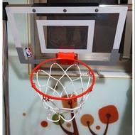 現貨SPALDING 斯伯丁 NBA室內籃球框 小籃框 籃框+彈簧鋼框(無附小籃球) 室內小籃框