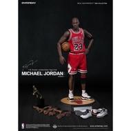 Enterbay MICHAEL JORDAN 麥可喬丹 23號 紅衣 只有ㄧ組