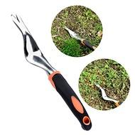 GANCHUN Hand Weeder Tool,Garden Weeding tools with Ergonomic Handle,Garden Lawn Farmland Transplant