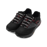 【MERRELL】MERRELL ZION GORE-TEX 防水郊山健行鞋 黑/暗紅 ML16875 男鞋(ML16875)