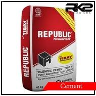 Home Improvement┅□✳(1kg) Construction Cement | Semento Sold per kilogram Republic