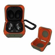 UAG 耳機保護殼 Galaxy Buds Live / Galaxy Buds Pro Case設計 登山扣 綠 [2美國直購]