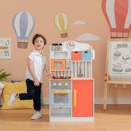 Teamson 佛羅倫斯木製家家酒兒童廚房玩具|廚具組(三色可選) 好窩生活節