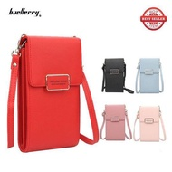wallet for women EMART [CODE: T00] 100% Authentic Wallet Murang Sling Bag Style Cellphone Fit Women