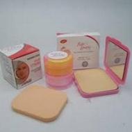 ( COD ) Paket 2 IN 1 Bedak Refill Mini + CREAM SIANG & MALAM FAIR & LOVELY - BPOM - 100% NATURAL