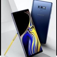 Note 9 Samsung 三星 手機 智慧型 旗艦機 藍 二手