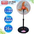 惠騰16吋節能立扇 / 涼風扇 / 電扇 FR-1698 ◤台灣製造◢