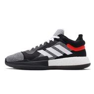 adidas 籃球鞋 Marquee Boost Low 黑 白 BOOST 愛迪達 男鞋 D96931 【ACS】