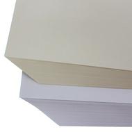 全開 印書紙 白報紙 50磅(米黃色)/一包500張入 78cm x 108cm 環保紙 模造紙-冠