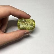 超大顆寶石 檸檬水晶 Lemon Quartz 基隆克拉多