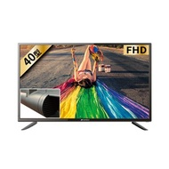 山水40型FHD智慧連網後低音砲液晶顯示器電視SLED-4036