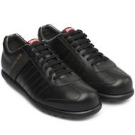 CAMPER 男款經典皮鞋 Pelotas Xlite 黑色 輕量現貨