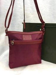 Korean Tote Bags Original Kate champ branded korean how u r leather style mk bags w/ long sling for women / ladies shoudler spade handbags bag on sale authentic quality good looking even you are in Office, travel and other occasion