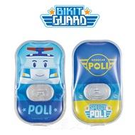 【愛讀文創】POLI波力-Bikit Guard救援小英雄驅蚊扣【韓國製造x正版授權】