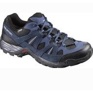 SALOMON ESCAMBIA GTX 男 低筒登山鞋- L38139600 石板藍x深藍x反光銀