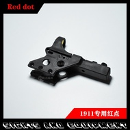 1911 Water Bomb Cmore Red Dot Sight