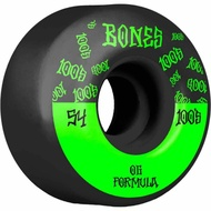 [KUTINAWA] BONES WHEELS V4 54mm 100a (Sidecut) 輪子 滑板