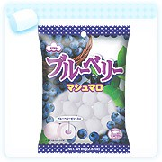 ※胖塔塔※[現貨] eiwa 伊華 藍莓 夾心 棉花糖