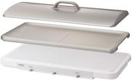 日本公司貨  國際牌 Panasonic  KZ-CX1 桌上型薄型電磁爐 IH調理爐  電烤盤  雙IH熱源 日本必買代購