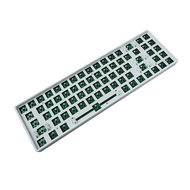 TM680 Mechanical Keyboard Tom72 RGB DIY Kit Hotswap Wired Keyboard Compatible Cherry MX Gateron Kailh Switches